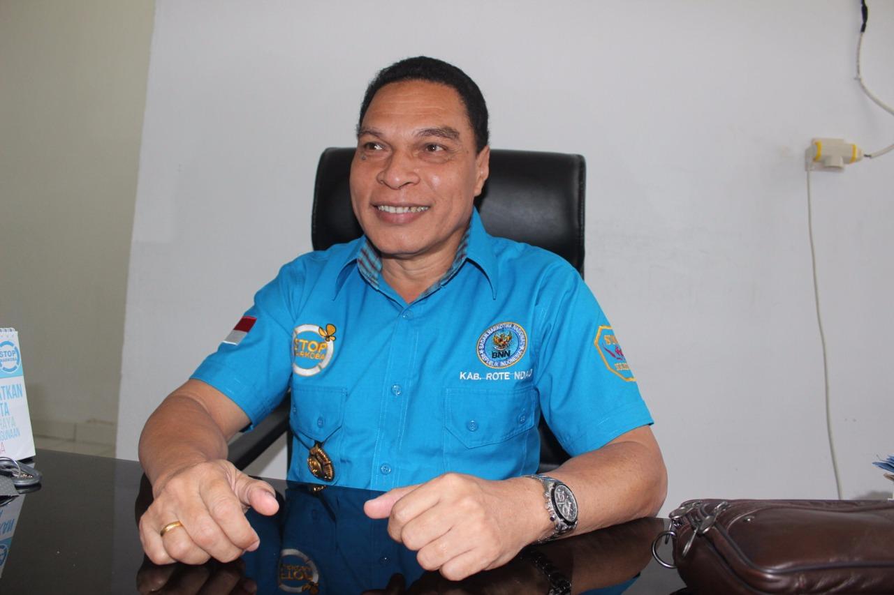 kepala BNNK Rote Ndao